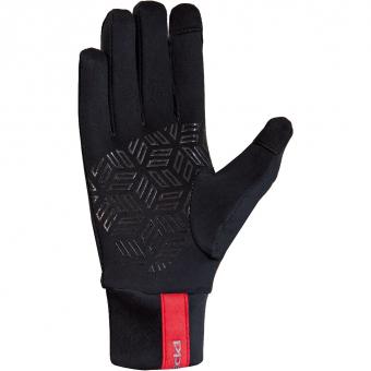 Roeckl Kola Silicone  Fingerhandschuh Black