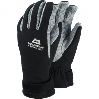 Mountain Equipment Super Alpine  Handschuh Black Damen