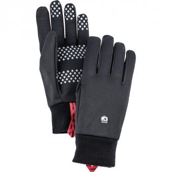 Hestra Windshield Liner  Fingerhandschuh Black