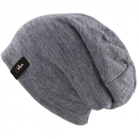 Chillaz Relaxed  Mütze Grey Melange