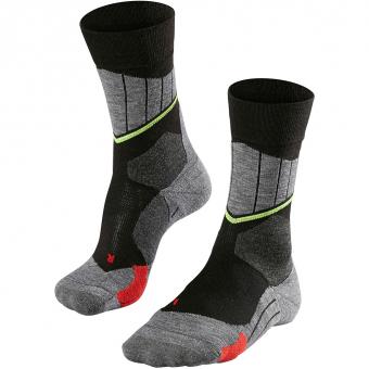 Falke SC1  Socken Black-Mix Herren