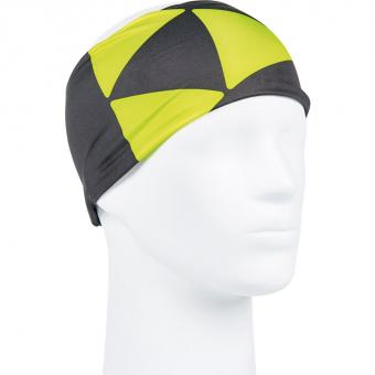 Fischer Oberstdorf Stirnband Black Yellow