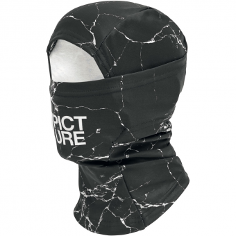 Picture Balaclava 19W  Mask Marble