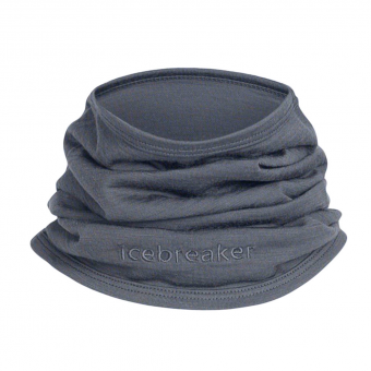 Icebreaker Flexi Chute  Neckwarmer Gritstone Heather
