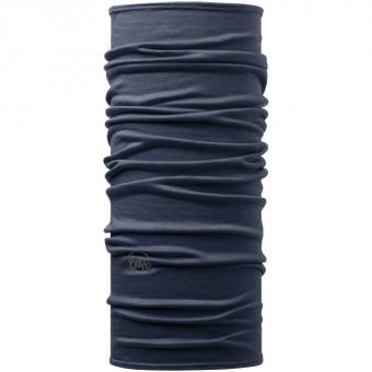 Buff Lightweight  Neckwarmer Solid Denim