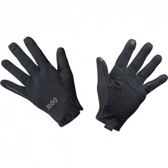 Gore Wear C5 Windstopper®  Bike Gloves long Black