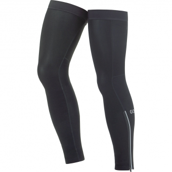 Gore Wear Gore  Leg Warmers Black