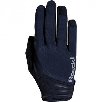 Roeckl Mileo  Bike Gloves long Schwarz