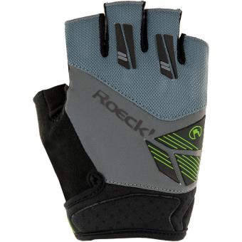 Roeckl Index  Bike Gloves short Grey