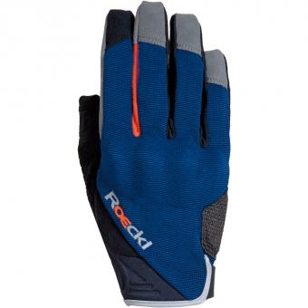 Roeckl Marvin Longfinger  Bike Gloves long Navy