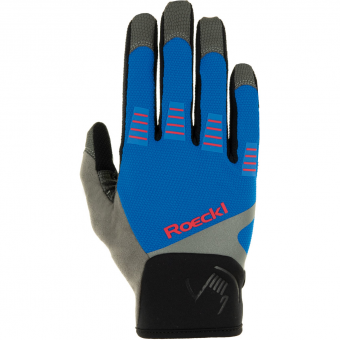 Roeckl Mangfall  Bike Gloves long Blue
