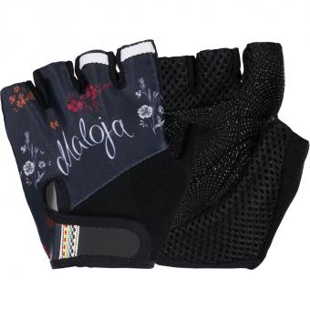 Maloja AndreittaM.  Bike Gloves short Moonless Women