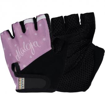 Maloja BoschaM.  Bike Gloves short Bellflower Clover Women