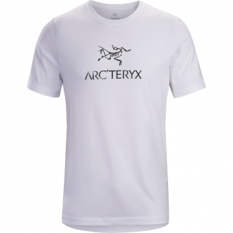 Arcteryx Arc´Word  T-Shirt White Herren