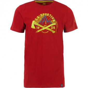 La Sportiva Hipster  T-Shirt Chili Men