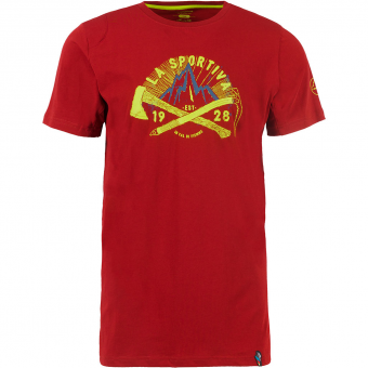 La Sportiva Hipster  T-Shirt Chili Men