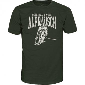 Alprausch Russi-Sprung  T-Shirt Duffel Bag Herren