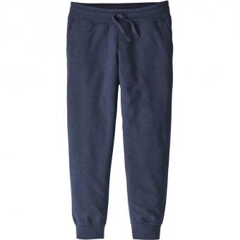 Patagonia Ahnya Cropped  Pants Navy Blue Women