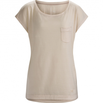 Arcteryx A2B Scoop Neck  T-Shirt Origami Damen