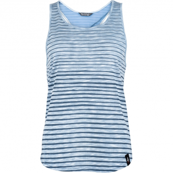 Chillaz Haiti Tank  Top Dark Blue Damen