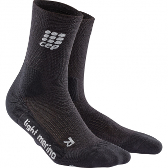 CEP Outdoor Light Merino Mid Cut  Socks Lava Stone Women