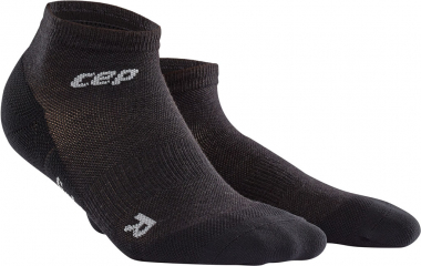CEP Outdoor Light Merino Low Cut  Socken Lava Stone Herren