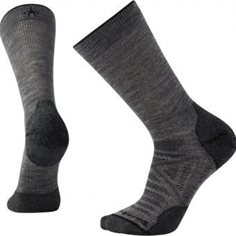 Smartwool PhD® Outdoor Light Crew  Socken Medium Grey Herren