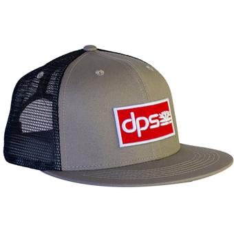 DPS Garage Patch Trucker  Cap Oakland Green