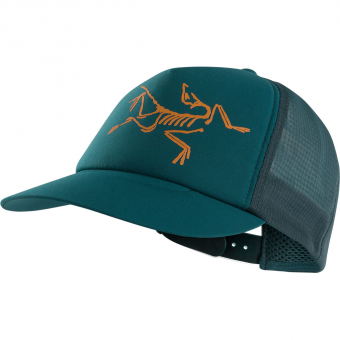 Arcteryx Bird Trucker  Cap Labyrinth