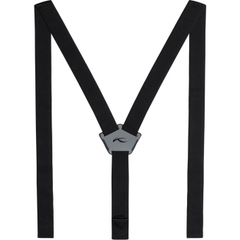 Kjus Elastic   Suspender Black Men
