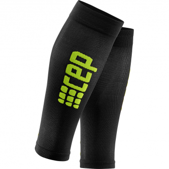 CEP Pro+ Ultralight  Calf Sleeve   Beinlinge  Black/Green  Damen