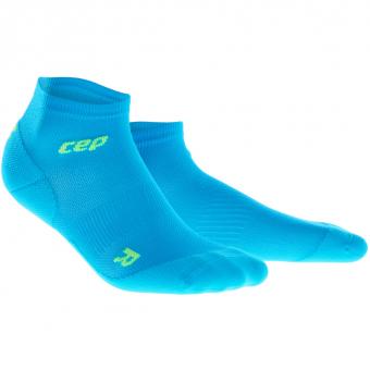 CEP Ultralight Low Cut   Socks Electric Blue Men