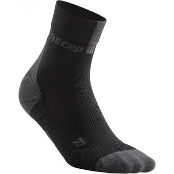 CEP Short 3.0  Socken Black / Dark Grey Herren