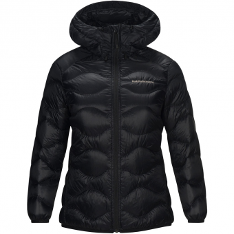 Peak Performance Helium Hood  Daunenjacke Black Damen
