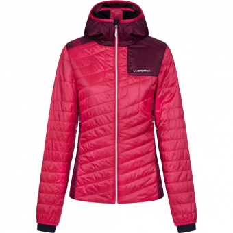 La Sportiva Misty Primaloft®  Insulation Jacket Orchid / Wine Women