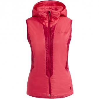 Vaude Freney Hybrid II  Vest Bright Pink Women