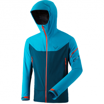 Dynafit Beast Hybrid  Hardshell Jacket Methyl Blue Men