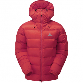 Mountain Equipment Vega  Down Jacket Barbados Red Men