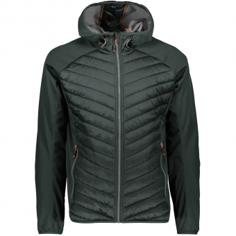 CMP Fix Hood  Insulation Jacket Jungle Men