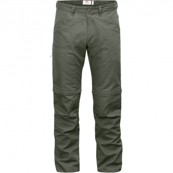 Fjällräven High Coast   Zip-Off Pants Mountain Grey Men