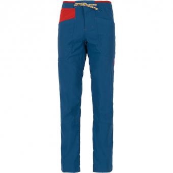 La Sportiva Talus  Pants Opal / Chili Men