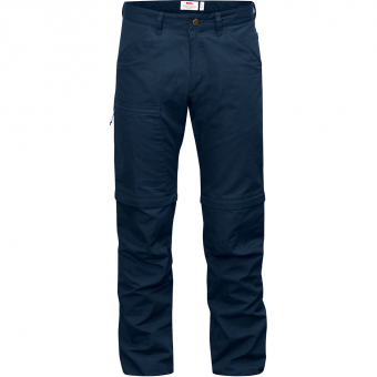 Fjällräven High Coast   Zip-Off Pants Navy Men