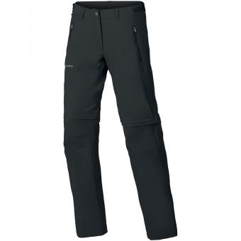 Vaude Farley Stretch (Regular)  Zip-Off Hose  Black  Damen
