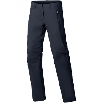 Vaude Farley Stretch (Regular)  Zip-Off Pants Eclipse  Women
