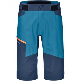 Ortovox Pala  Shorts Blue Sea Herren