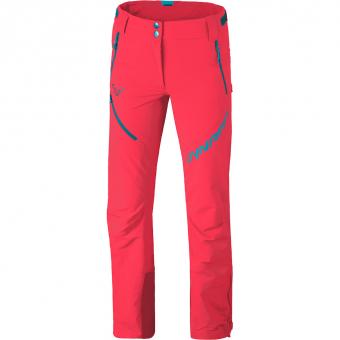 TIEFSCHNEETAGE TESTED ITEM  Dynafit Mercury Softshell  Pants Hibiscus Women