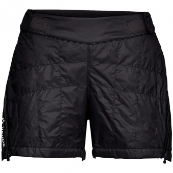 TIEFSCHNEETAGE TESTED ITEM  Vaude Sesvenna  Insulation Shorts Black Women