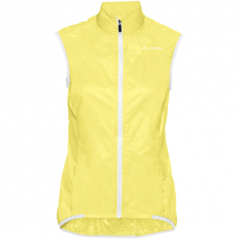 ALPENTESTIVAL TESTED ITEM  Vaude Air III  Vest Mimosa Women