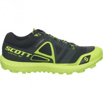 Scott Supertrac RC  Runningschuh Black/Yellow Herren