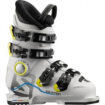 Salomon X Max 60 T  Skischuh White Kinder